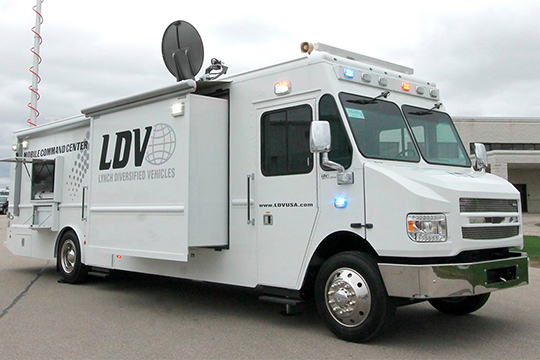 LDV Vehicle with E-Plex